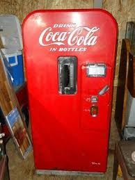 Coca Cola Vending Machine For Sale Fascinating Old Coke Machines For Sale Cheap 48s Vintage Coke Vendo Vending