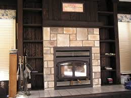 image of zero clearance gas fireplace