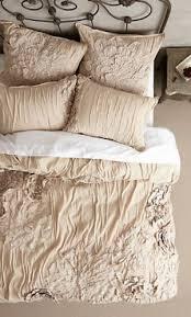tan duvet cover. Beautiful Ruffled Duvet Cover Tan