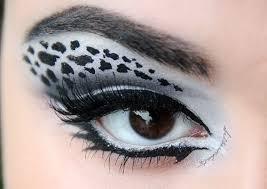 eye makeup leopard eye makeup gorgeous snow leopard eye makeup makeup