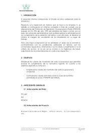 formato de informe en word 9 10 formato de informe en word mini bricks com