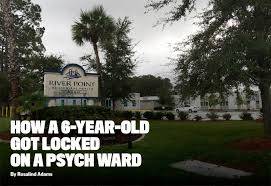 How A 6 Year Old Got Locked On A Psych Ward