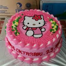 Arsip Kue Ultah Ulang Tahun Hello Kitty Palembang Kota Rumah