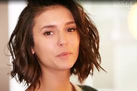 game pic nina dobrev without makeup see her bare face in people hollywood life