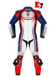 nf pro 1 series e7 11 leather race suit