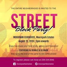 Block Party Flyer 8 040 Block Party Customizable Design Templates Postermywall