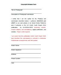 Artist Model Release Form Template Media Fresh How To Pro On Makeup ...