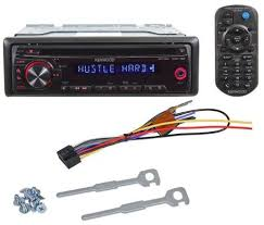 brand new kenwood kdc 152 in dash car cd mp3 wma stereo receiver brand new kenwood kdc 152 in dash car cd mp3 wma stereo receiver front 3 5mm auxiliary input red illuminated buttons by kenwood 64 95 bra
