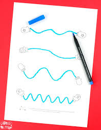 Winter Tracing Worksheets for Kids - Itsy Bitsy Fun