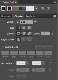 Adobe illustrator makes it easy to create custom dotted lines. How To Draw A Line With Arrowheads At Both Ends Adobe Illustrator The Agile Warrior