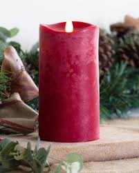 Miracle Flame LED Wax Christmas Candles by Balsam Hill 5 7 ...