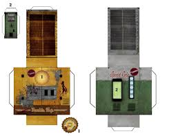 Papercraft Vending Machine Cool Nazi Zombies Papercraft Double Tap And Speed By NazizombisTTGT On