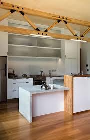 Kitchen Design New Zealand Home Design Kitchen Design Inside Great Barrier House Near Wooden
