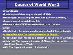 Causes Of Ww2 Essay Causes Of Ww Essay Causes Of Ww Essay