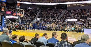 Golden State Warriors Seating Guide Chase Center