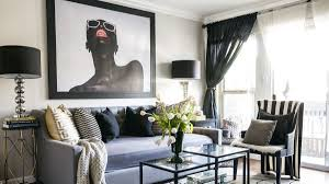 One Bedroom Interior Design Designer Transforms One Bedroom Into Chic Home For Herself And