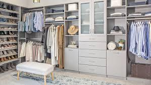 tailored living closet storage