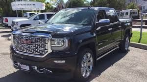 2018 GMC Sierra 1500 4WD Crew Cab Denali Retractable Steps 22 Inch ...