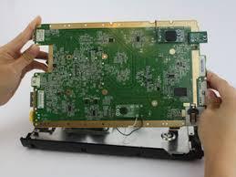 nintendo wii u repair ifixit motherboard
