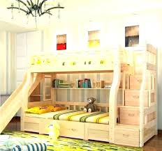 cool kids beds with slide.  With Bunk Beds For Kids With Slide Toddler Futon Boys Bed  Size  Unique  Throughout Cool Kids Beds With Slide