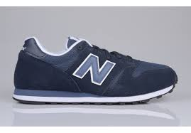 new balance hommes. baskets mode new balance ml 373 navy hommes