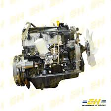COMPLETE ENGINE - 3Y TOYOTA - Toyota - Engine