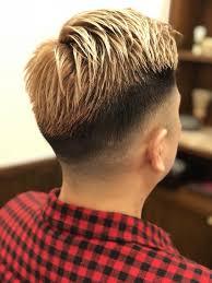これぞ男の髪型バーバースタイルベリーショートバリカンフェード