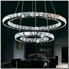best circle chandelier light aliexpress modern diy design led chandelier light