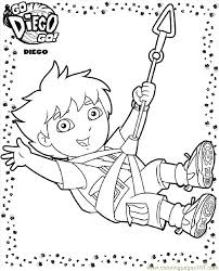 Small Picture Printable 37 Diego Coloring Pages 1580 Go Diego Go Coloring Page