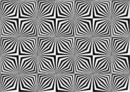 Small Picture Optical Illusion Spots Stares Digital Art Bebo Pandco