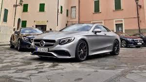 First drive: 2015 Mercedes-Benz S63 AMG Coupe | Autoweek