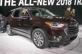 2018 chevrolet vehicles. delighful 2018 2018 chevrolet traverse front three quarter 03 with chevrolet vehicles