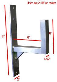 trailer ladder racks ladder racks for trailers