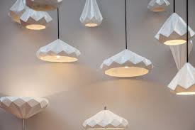 modern lighting fixture. Ceramic Geometric Lamps Modern Lighting Fixture N