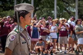 Texas A M Corps Of Cadets Less Screaming More Diversity Aggie Corps Reboots For 21st Century