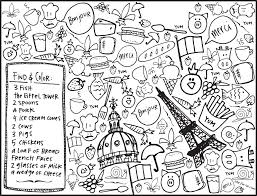 Small Picture Coloring Pages XO LP