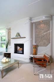 fireplaces plaster art deco fireplace