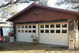 residential garage door cowtown garage door blog