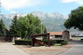 Alpine Park Picturing History Moyle Park Alpine Utah Deseret News