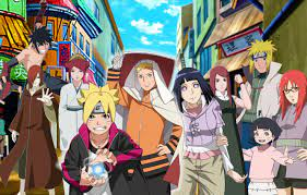 Wallpaper anime, art, Naruto ...