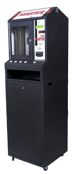 Used Pull Tab Vending Machines Beauteous Pull Tab Dispensers All Size Column Pull Tab Dispenser Machines For
