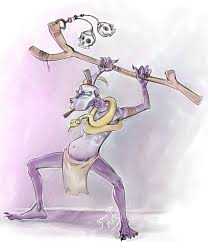 witch doctor by patbanzer on deviantart