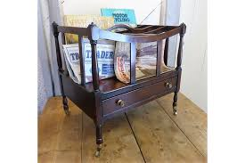 Elegant Magazine Holder Amazing Country House Style Magazine Rack Or Canterbury Elegant Magazine