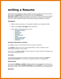 Things To Include In Your Resumes 10 What Are References For A Resume Payment Format