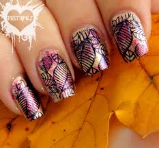 Prettyfulz: Fall Nail Art Design 2011 !!