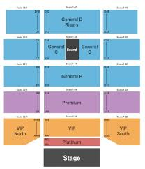 Winstar Casino Tickets And Winstar Casino Seating Chart