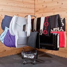 horse rug display racks