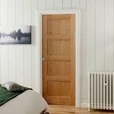 4 panel white interior doors. Jeld-Wen Shaker 4 Panel White Oak Internal Door Interior Doors B