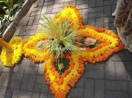 Flower Decoration Design Marigold Designs For Wedding Decorations Wedding Decorations 5