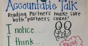 Teach Plan Love Accountable Talk
